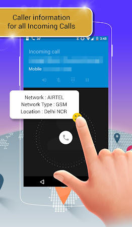 Mobile Number Call Tracker 3.2 screenshot 654187