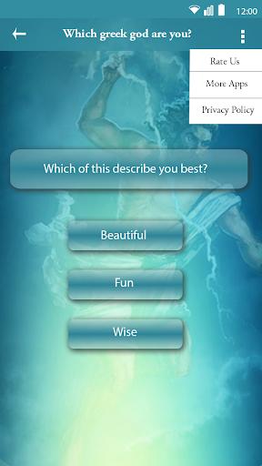 Which Greek God Are You? 1.0.5 screenshots 3