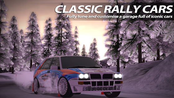 Rush Rally 2 Mod Apk