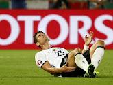 """Mario Gomez après l'élimination allemande :""""Nous n'avons jamais été une équipe homogène"""""""