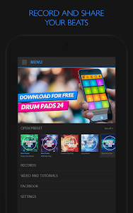 Hip Hop Drum Pads 24 screenshot 14