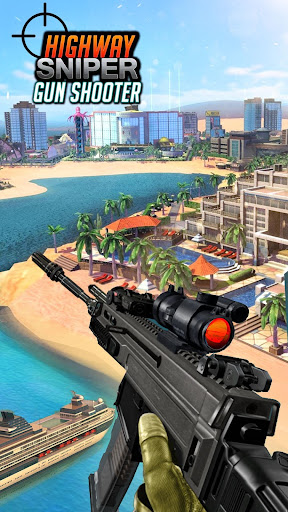 City Sniper Gun Shooter : Elite 3D Shooting Games 2.6 screenshots 1