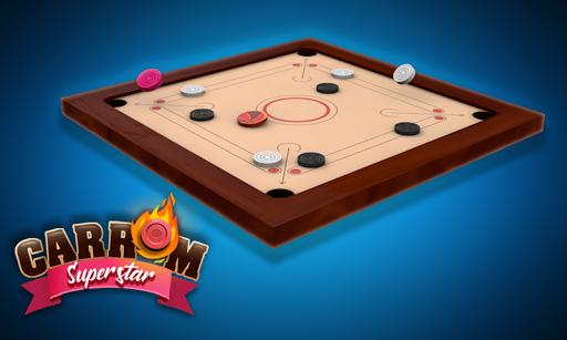Carrom Board :  Multiplayer 3.6 screenshots 1