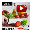 Global Recipe Videos HD Pack 3 icon
