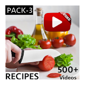 Global Recipe Videos HD Pack 3