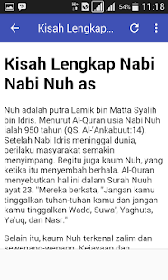 KISAH NABI NUH - náhled