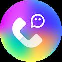 Super Flash Caller – Color Call Screen Themes icon