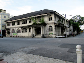 Photo: Year 2 Day 113 - Old Building in Taiping