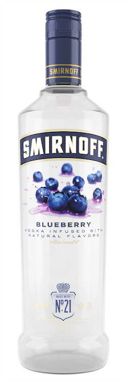 Logo for Smirnoff Blueberry Vodka