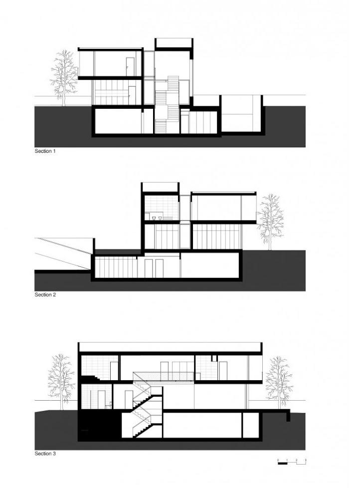 Casa Paramos - Atelier Nuno Lacerda Lopes