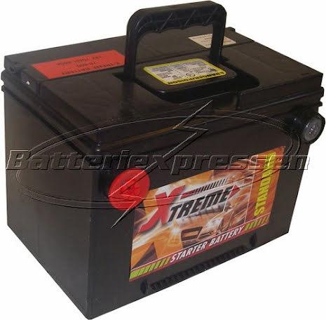 Startbatteri Extreme 12V/70Ah SX1100