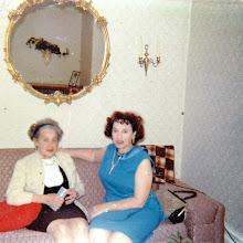 Photo: Celia Heyman Marks and Mynette Heyman Pound