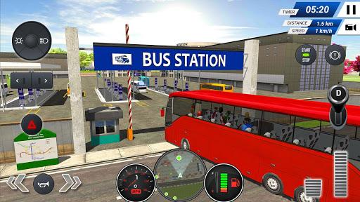 Bus Simulator 2019 - Free 2.1 screenshots 3
