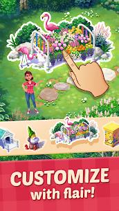 Lily's Garden MOD (Free Shopping) 3