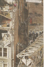 Photo: Newsday Photo from crane accident in April 25, 2008.  FED uses photos and articles from newspapers to highlight and discuss subjects taught in the OSHA 10-hour and 30-hour Construction Safety Courses.