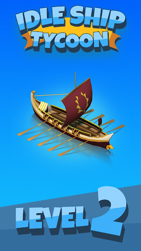 Idle Ship Tycoon: Build Sea Port Trade Empire 1.2 Mod screenshots 2