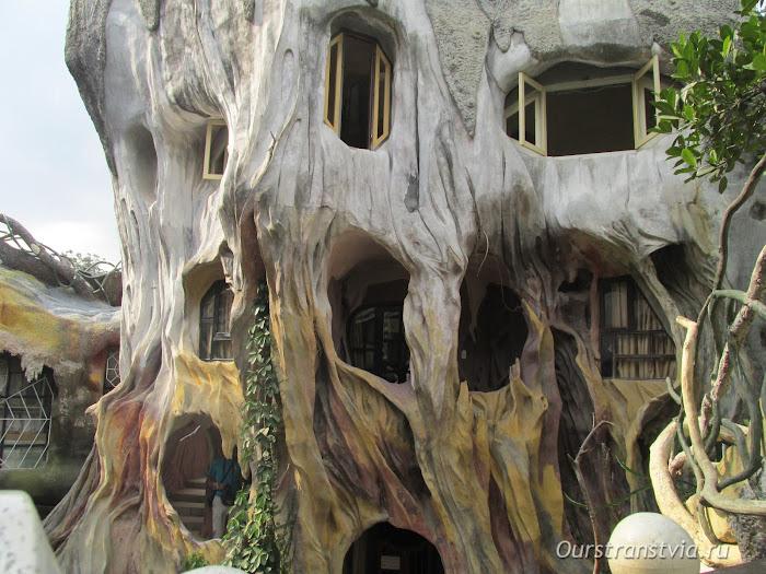 Вьетнам, дом Крейзи Хаус