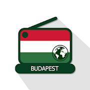 Budapest 📻 AM FM Online Radio Stations 🇭🇺