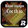 base maps coc th10 2017 APK icon
