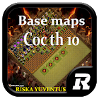 base maps coc th10 2017 icon