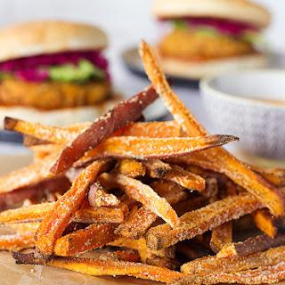 Sweet Potato Fries Coconut Oil Recipes