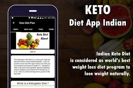 indian keto diet app