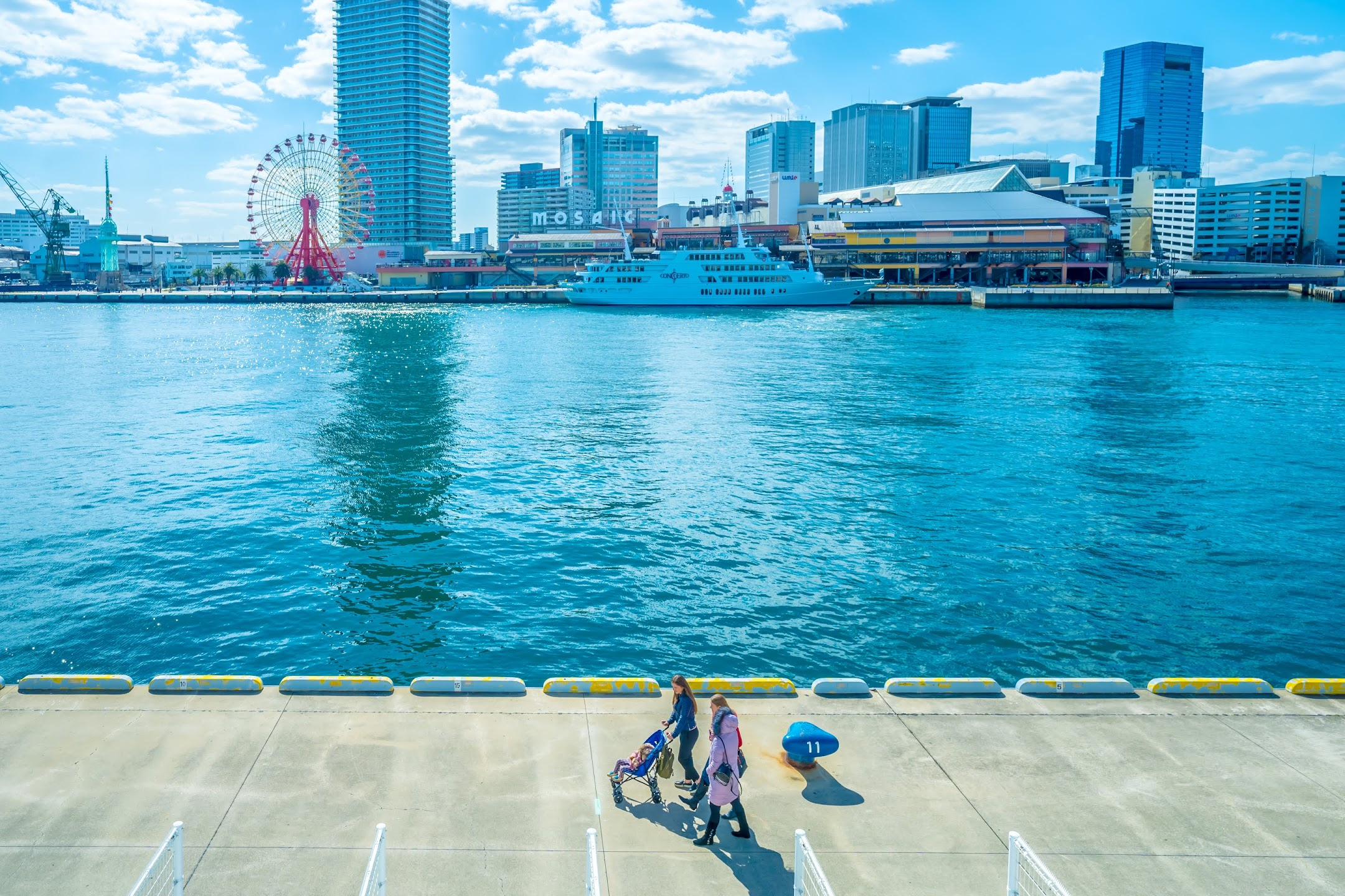 Kobe Harborland2