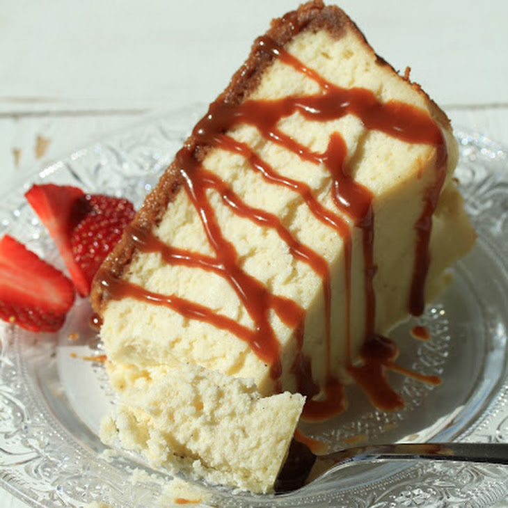 New York Cheesecake for the Arrival of Philadelphia in France Recipe