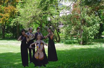 Photo: Junge Künstler der Philharmonie Bad Reichenhall