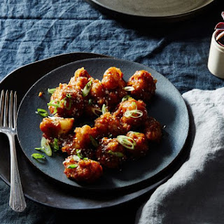 General Tso's Cauliflower.