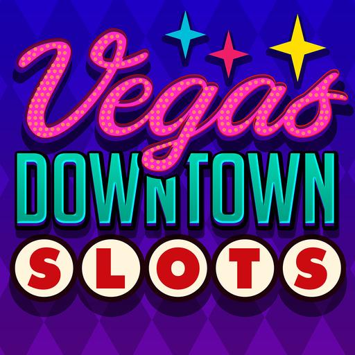 Vegas Downtown: スロット | 無料ゲーム 博奕 App LOGO-APP試玩