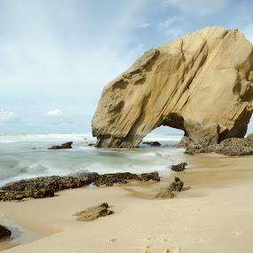 santa crus by Miguel Lapa - Landscapes Waterscapes ( santa cruz, portugal )