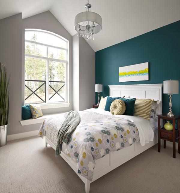 5 tông màu thiết kế cho phòng ngủ lãng mạn 10