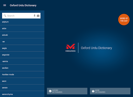 oxford english to urdu dictionary download