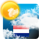 Weather for the Netherlands Android apk