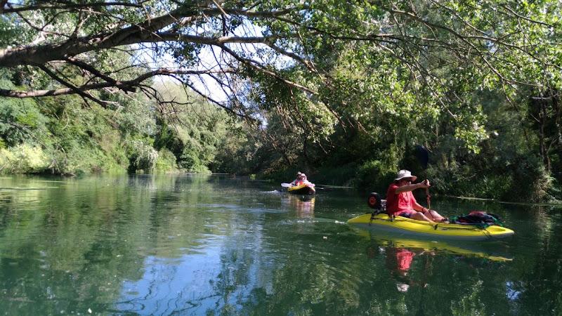 Risalendo il fiume Velino di claudio_sposetti