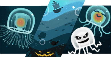 halloween 2020 google
