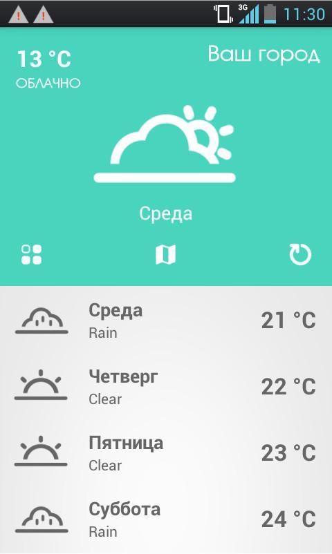 Погода в конаково на 14 мая