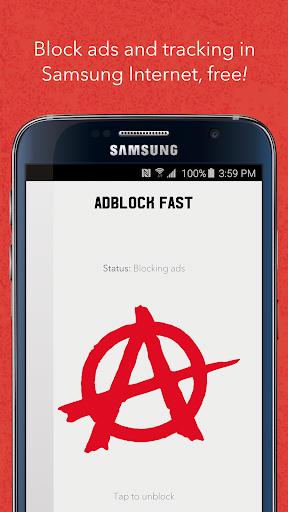 Adblock Fast  screenshots 1