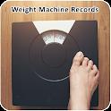 Weight Machine Records icon