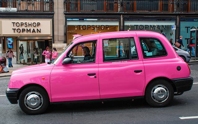 Pink Edinburgh di BBB