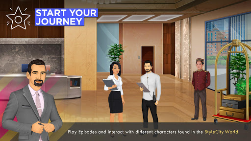 StyleCity Dubai Season 1 Screenshot