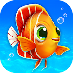 Fish World Icon