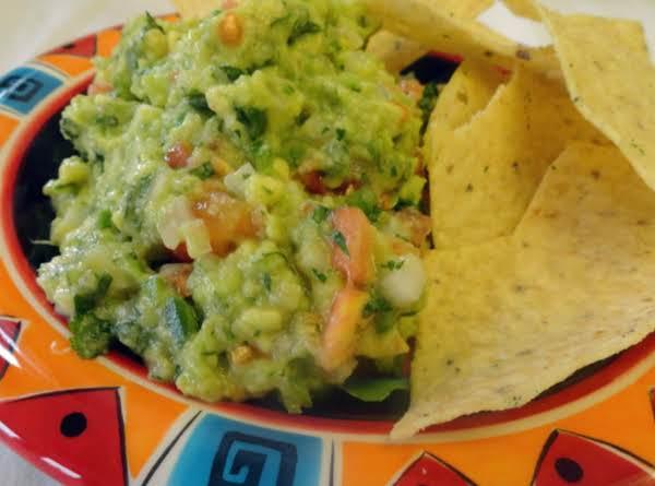 Kickin' Guacamole Recipe