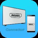 MHL Connector Checker Phone To TV HDMI/ MHL icon