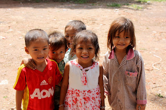Photo: Year 2 Day 40 - Lovely Little Kids in Battambang
