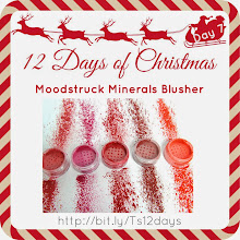 Photo: Moodstruck Minerals Blusher Great news! These babies are -- 100% natural, chemical-free, mineral-based pigment powders, free of talc, oils, preservatives, perfumes, synthetic dyes, and parabens.  SHOP YOUNIQUE BY THEA: http://bit.ly/youbythea  #theas12days #youniquebythea #moodstruckminerals #blushers #12daysofchristmas  #theateam  #teamthea  #12daysofxmas  #makeupproducts