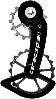 CeramicSpeed Oversized Pulley Wheel System SRAM Red/Force AXS - Coated, Alloy Pulley, Carbon Cage alternate image 0