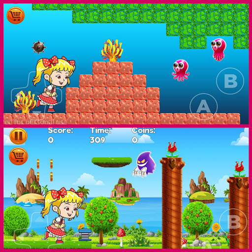 Télécharger Nastya Magic Adventure apk mod screenshots 4