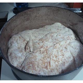 No-Knead Bran Bread